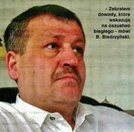 Boguslaw Biedrzynski