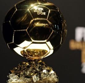 Balón De Oro .