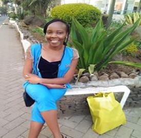 Alicia Mwangi