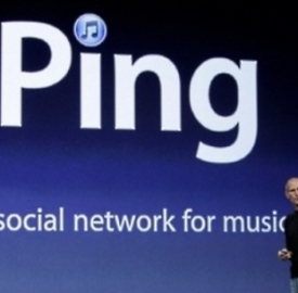 Addio Ping, il social network di Apple