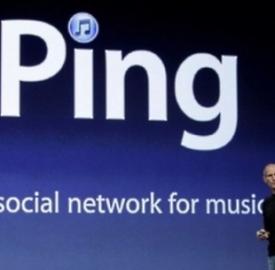 Addio Ping, il social network di Apple