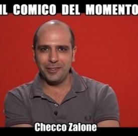 Checco Zalone, intervista singola a Le Iene.