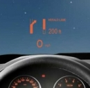 Head Up Display della BMW M6