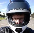 Il nuovo casco Skully P1 a tecnologia HUD