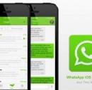 Problemi per Whatsapp per iOS 7