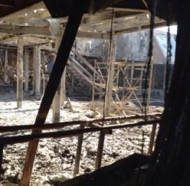 Incendio nella casa del grande fratello le immagini for Pdf del programma della casa