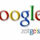 Google Zeitgeist 2013, ricerche online