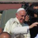 Papa Francesco a Lampedusa, foto di Calogero Giuffrida