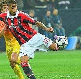 Milan-Barcellona:2-0