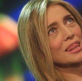 Un'immagine divertente di Mara Venier, regina indiscussa dei talk show della RAI