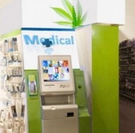 Marijuana per uso medico nei distributori Usa, dietro tessera e riconoscimento dell'impronta digitale