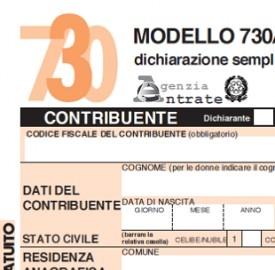 download modello 730 11 editabile