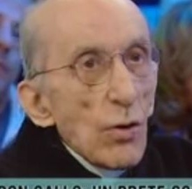 E' morto ieri Don Gallo, il prete di strada