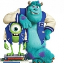 Monster University Disney