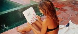 Elisabetta Canalis, sexy pittrice