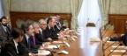 Legge Stabilità 2015 e riforma pensioni 2014, tagli e bonus, ultime news dal vertice Renzi - Regioni. Renzi incontra i Presidenti delle Regioni, foto Flickr Palazzo Chigi