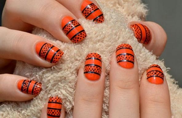 Nail art Halloween 2014: moda e idee