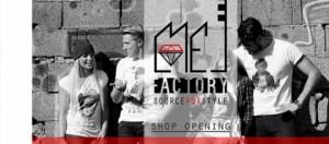 Mel Factory, moda e startup