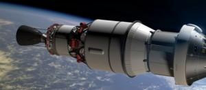 La NASA lanzará al espacio la Cápsula Orión.