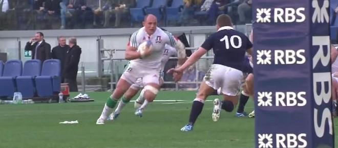 Italia-Sudafrica e altri test match: rugby in tv