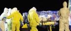 Ebola, arriverà stanotte a Pratica di Mare il medico italiano contagiato