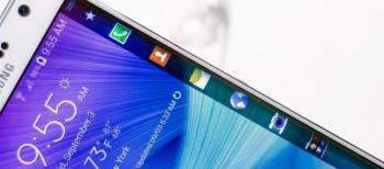 Samsung Galaxy Note Edge arriva in Italia.