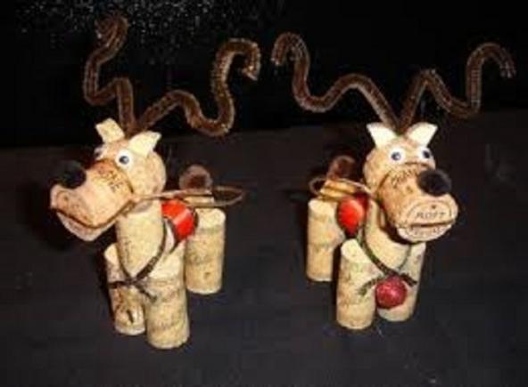 Decorazioni natalizie fai da te per bambini addobbi - Decorazioni per camerette bambini fai da te ...