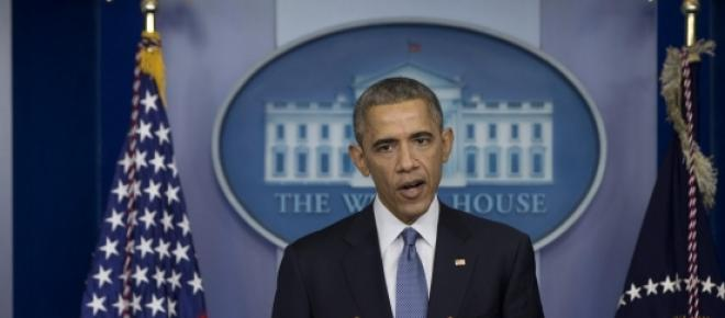Conferenza di fine anno del presidente Obama