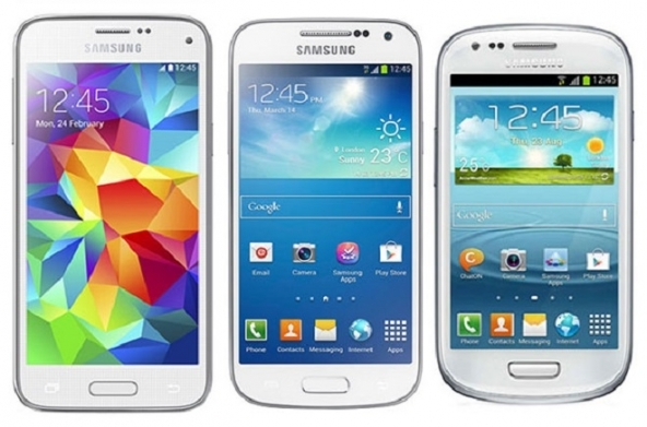 Samsung s4 Mini vs Samsung s3 Samsung Galaxy s5 Mini s4