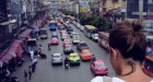 Me, Bangkok and traffic