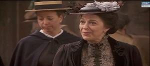 Donna Francisca, protagonista della terza stagione