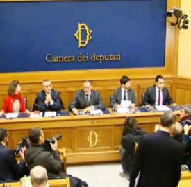 Giustizia, conferenza Pd alla Camera