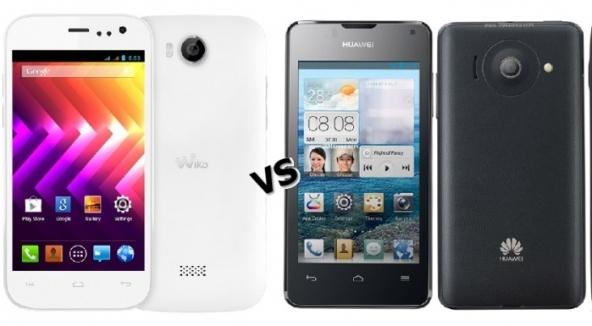 Photogallery huawei ascend y300 vs wiko iggy prezzo for Quale smartphone scegliere