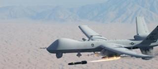 Mq-9 Droni usati dagli Stati Uniti in Iraq