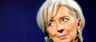 Lagarde indagata per negligenza.