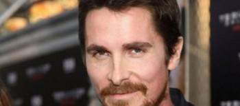 L'attore britannico Christian Bale