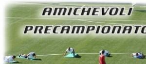 Amichevoli 9-10 agosto, Juventus,Inter,Roma,Lazio