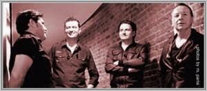 La band attuale con Jim Kerr