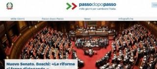 Millegiorni Renzi su passodopopasso.italia.it/
