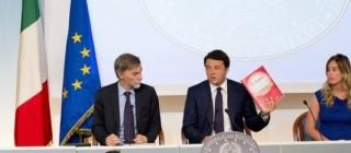 Riforme Millegiorni di Renzi, Boschi e Delrio