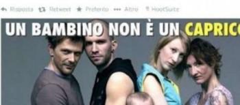 Adozioni gay, la campagna omofoba sotto accusa