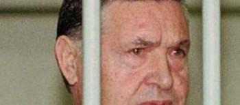 Il bosso mafioso Salvatore Riina