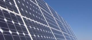 islas flotantes de paneles solares