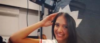 Miss Italia 2014 confessa: mi piace Matteo Renzi