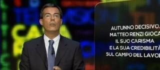 Ascolti tv 16 settembre: Floris flop su La7