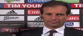 Massimiliano Allegri tecnico Juve