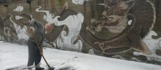 Bomba d'acqua e grandine a Firenze
