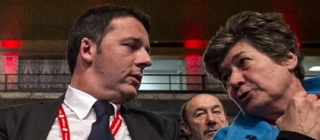Renzi-Camusso sulla questione Lavoro 2014
