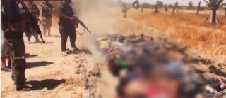 L'Isis uccidere i miscredenti