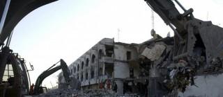 Primi raid Usa contro l'Isis in Siria